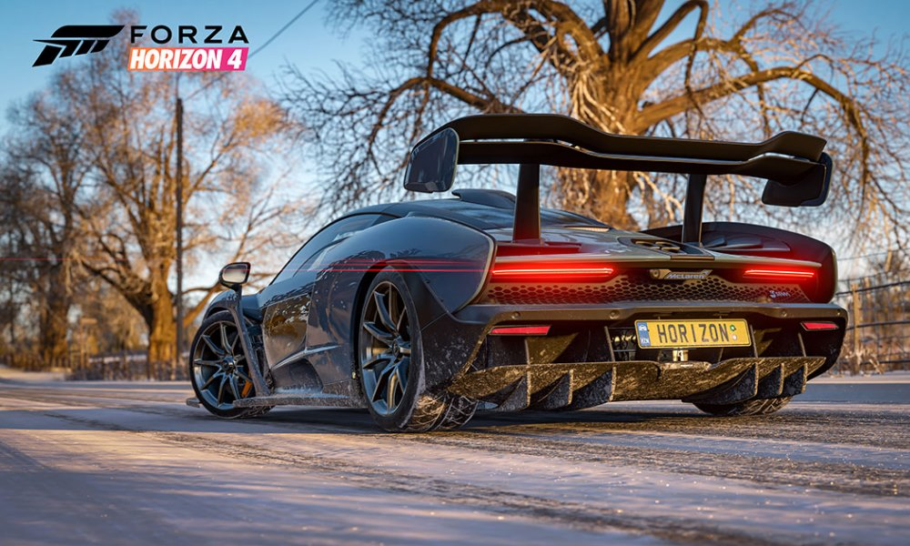 God save the Queen! 'Forza Horizon 4' has been revealed.