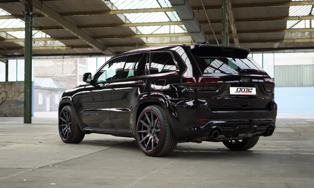 tuner squeezes 456 kw from jeep grand cherokee srt car. Black Bedroom Furniture Sets. Home Design Ideas