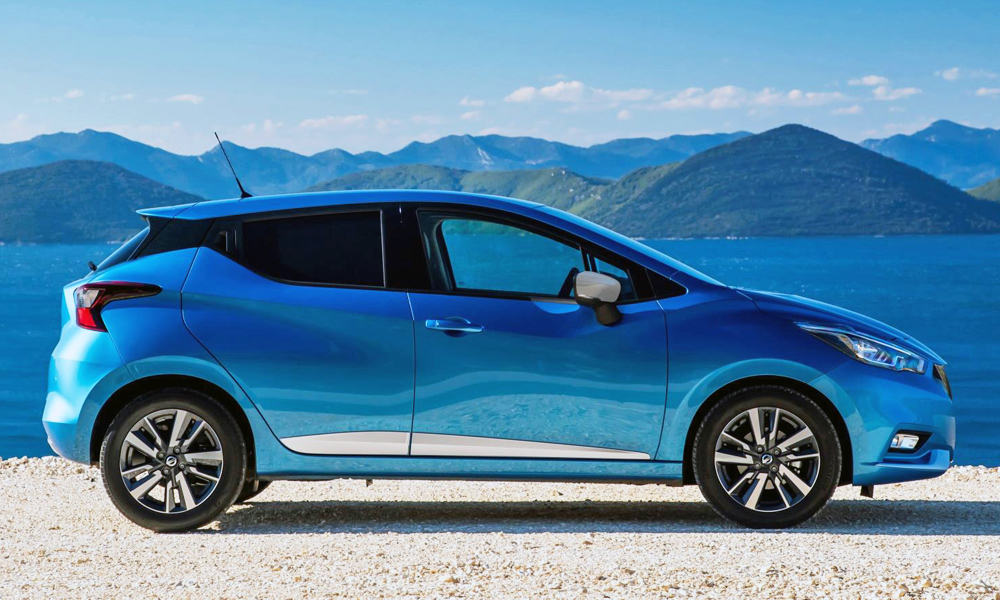 here 39 s how much the new nissan micra will cost in sa car magazine. Black Bedroom Furniture Sets. Home Design Ideas