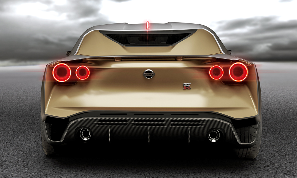 Nissan and Italdesign team up to build 530 kW GT-R50 ...