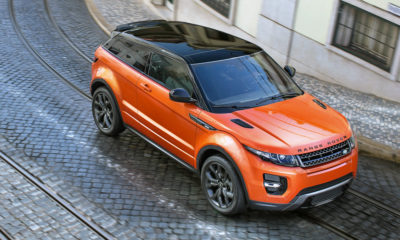 Range Rover Evoque three-door