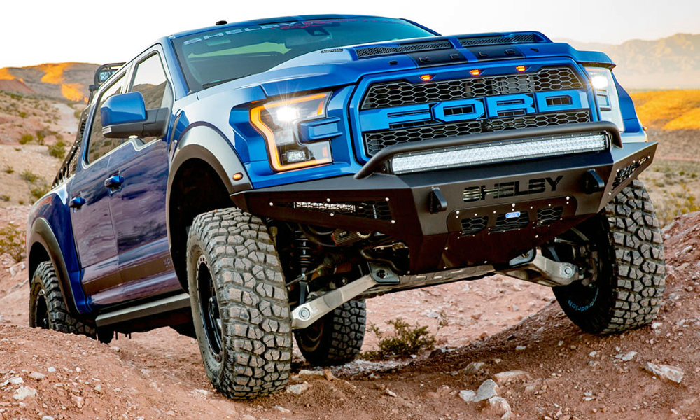Ford F150 Shelby Raptor Baja Edition Price >> Shelby to offer (right-hand-drive) Ford F-150 bakkies in SA! - CAR magazine