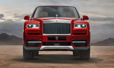 Rolls-Royce design boss quits with immediate effect