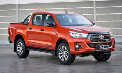 Toyota Hilux Dakar benefits from new service plans