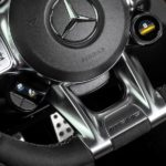 Mercedes-AMG C63 S buttons