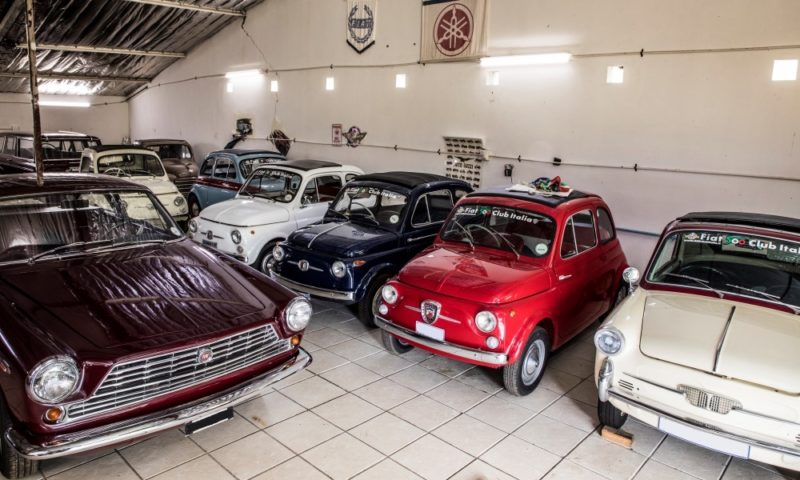Lanseria Fiat Collection 121