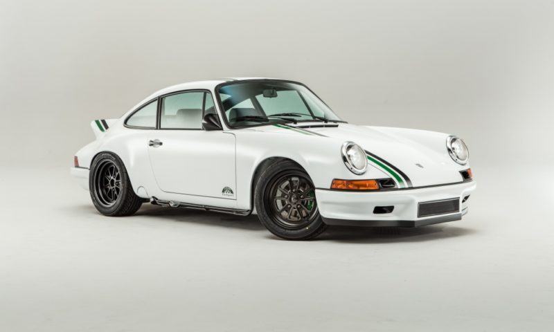 Le Mans Classic Clubsport front 3/4