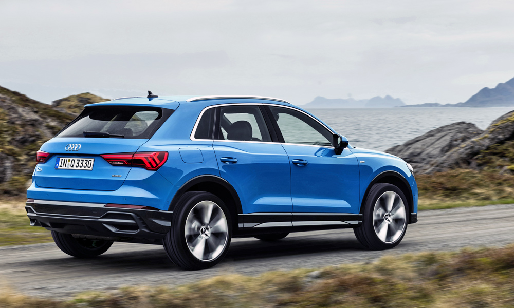 New Audi Q3 Revealed Meet The Second Generation Model Car Magazine