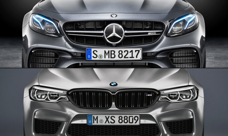 Mercedes Benz Vs Bmw Who S Winning The Sales Race Car Magazine