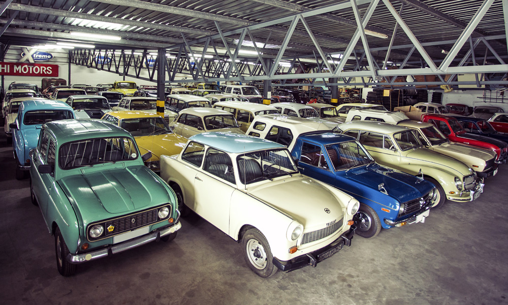 We Visit An Epic Car Collection Near Somerset West Car Magazine