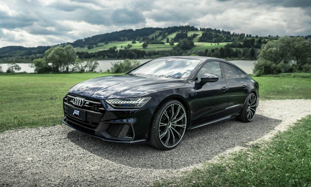 ABT has put together a new package for the 55-badged A7.