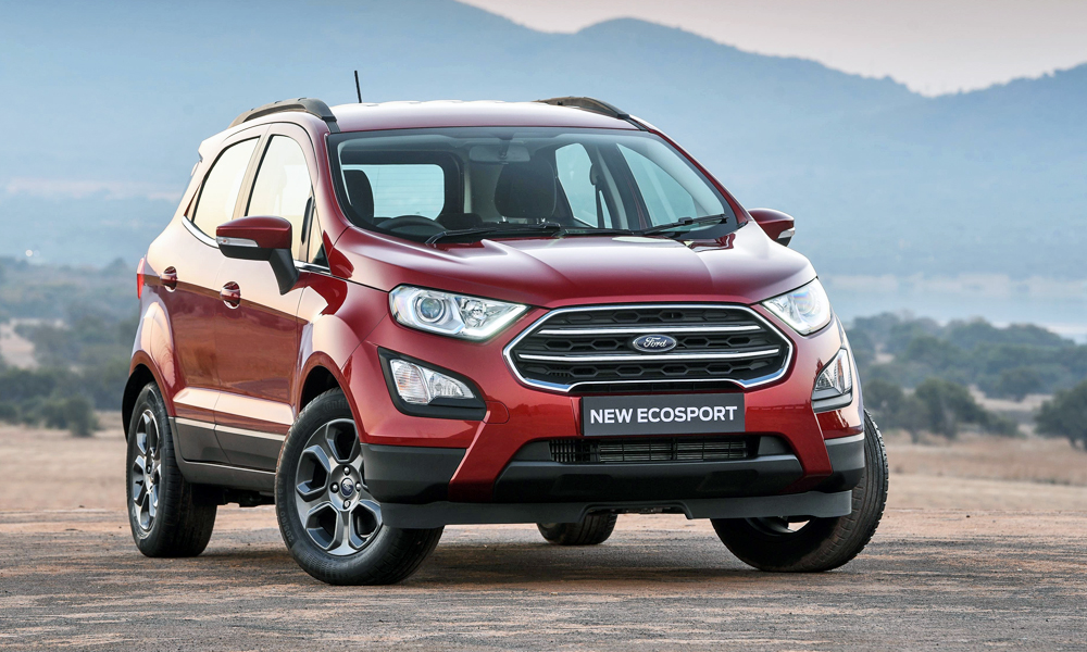 The updated Ford EcoSport has launched in South Africa.