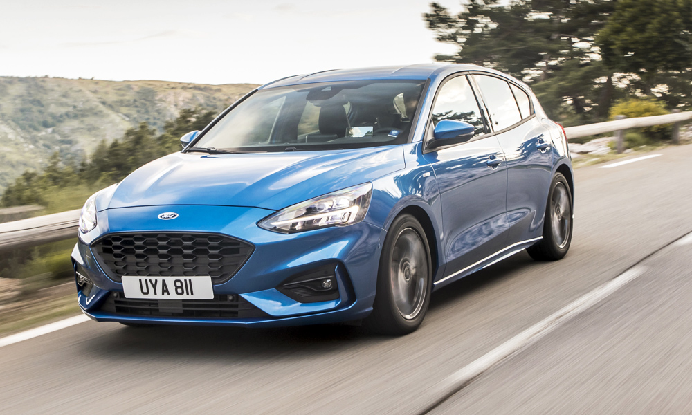 We've sampled the new Ford Focus ST-Line in France.