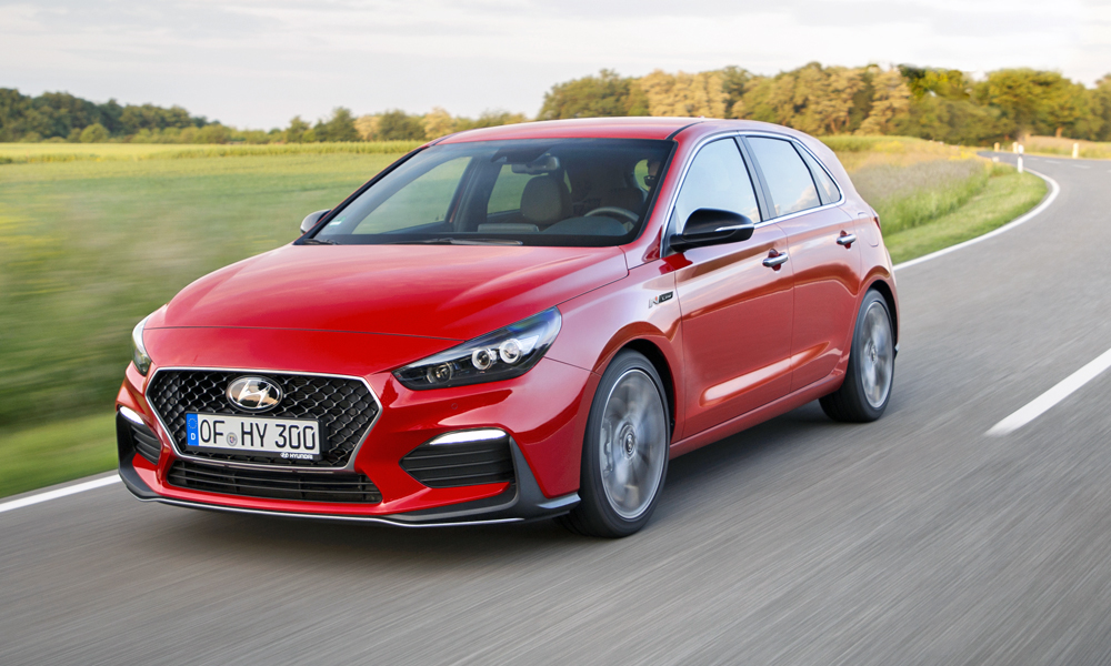 Hyundai has launched the new i30 N Line in Europe.