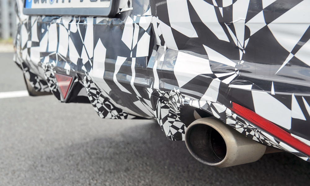 Expect power to come from a 2,0-litre turbo-four.