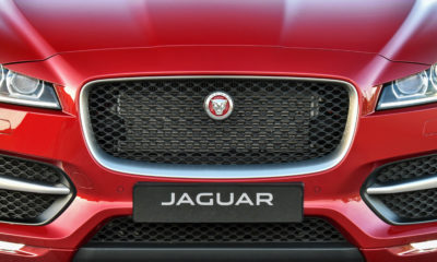 Jaguar seemingly has plans to add a C-Pace to its crossover line-up.