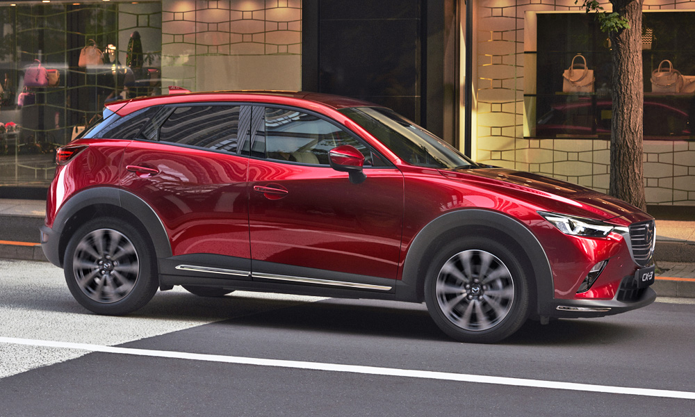 Mazda SA has released pricing for its updated CX-3.