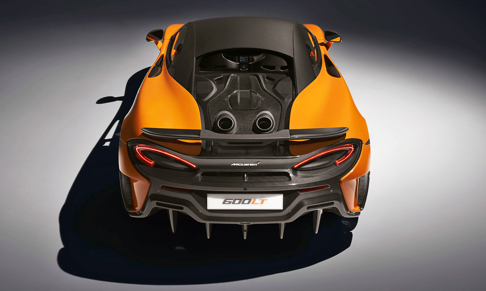 McLaren has announced acceleration figures for its new 600LT.