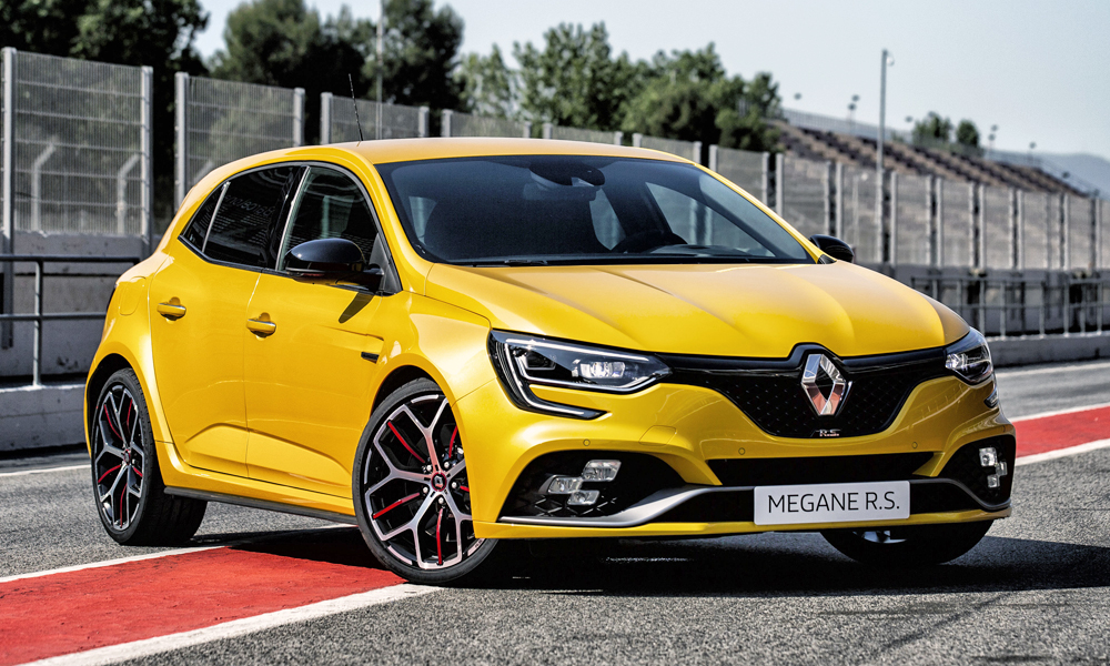 The Renault Mégane RS Trophy has finally broken cover.