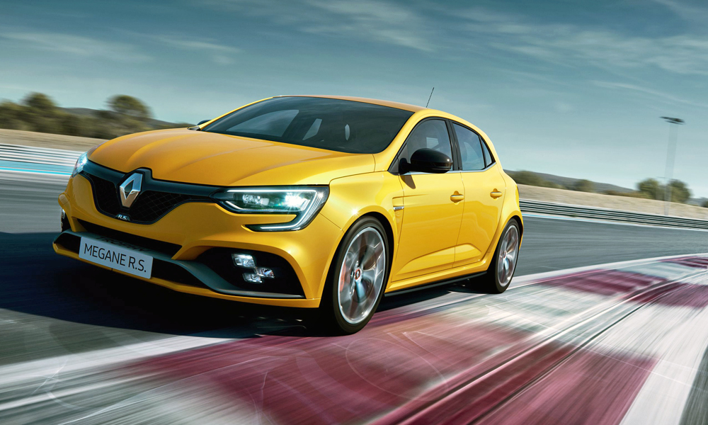 The Trophy offers more power and torque from the 1,8-litre engine.