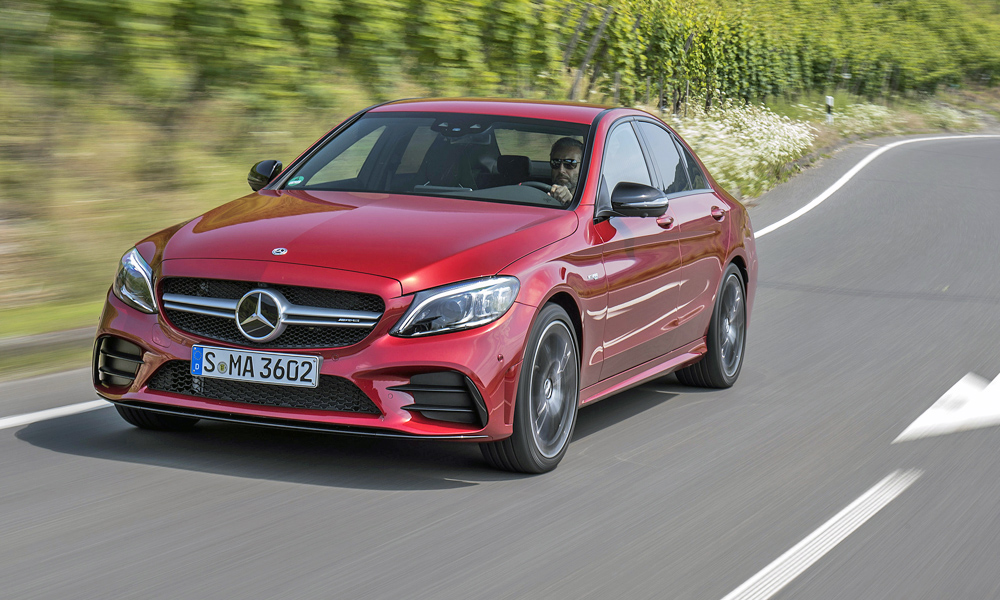 Pricing For Facelifted Mercedes Benz C Class Sedan
