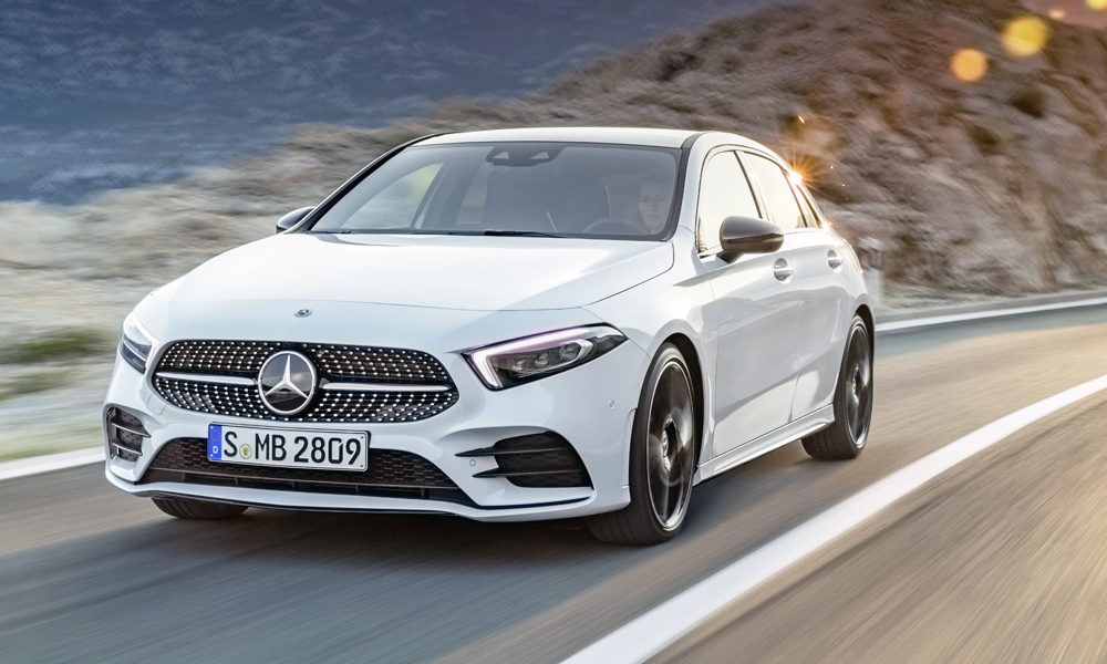 Here 39 s how much the new mercedes benz a class costs in sa for How much mercedes benz cost