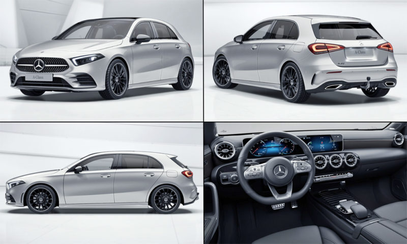 Here 39 s how expensive we could spec a base mercedes a class for A class mercedes benz price