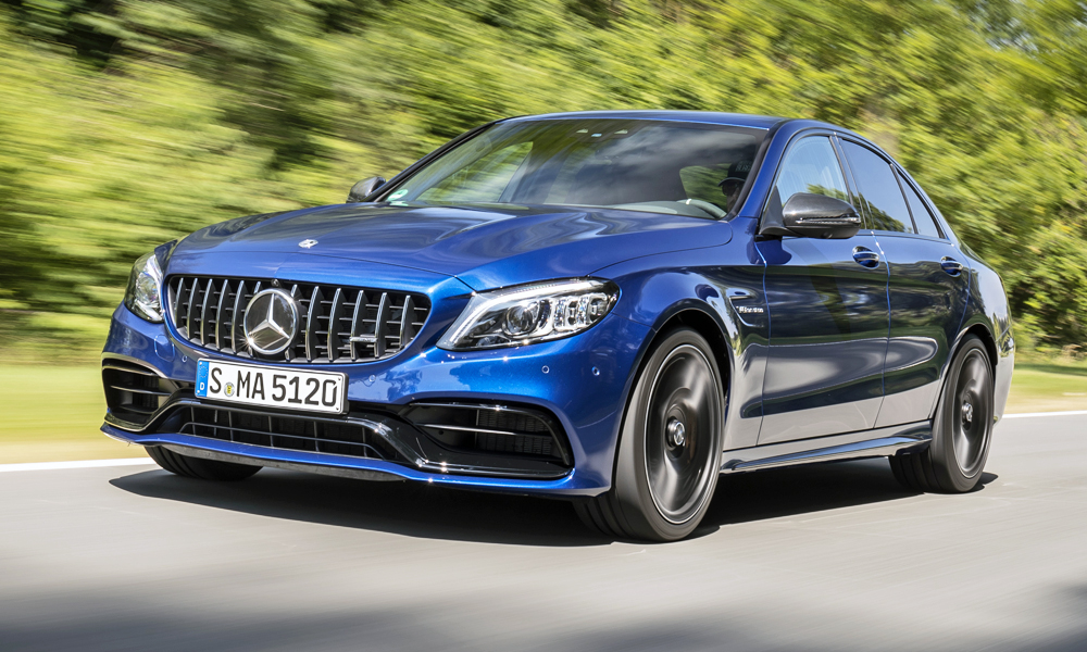 The Mercedes-AMG C63 S has been revised, rendering it a little more user-friendly.