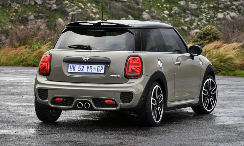 Mini hatch and convertible facelift