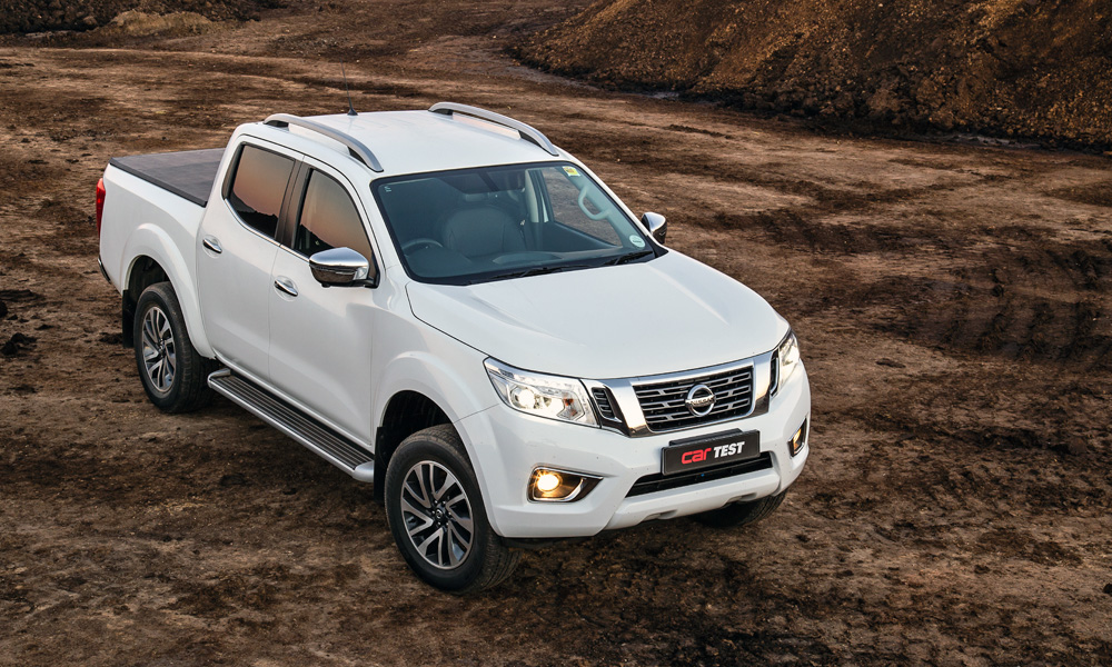 Nissan Navara 2,3D 4x2 LE AT