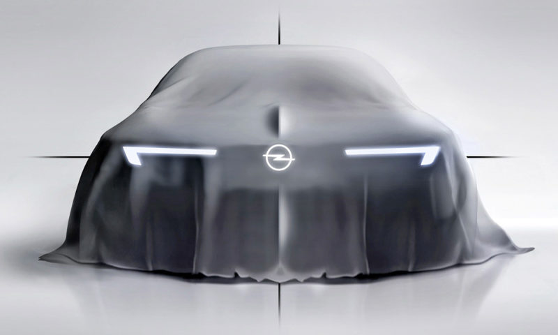 Opel design language