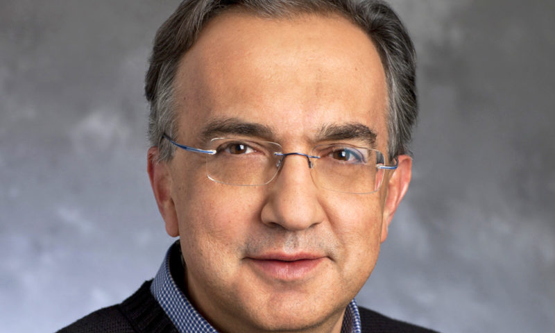 Condition Of Former CEO Of Chrysler, Sergio Marchionne, May Be 'Irreversible'
