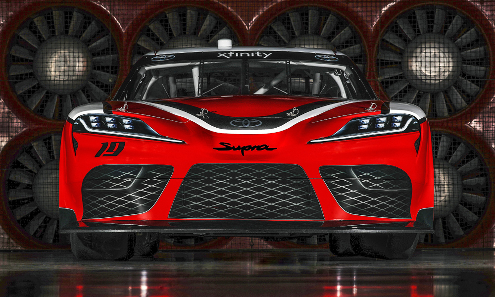It will make its on-track debut at Daytona on February 2019.