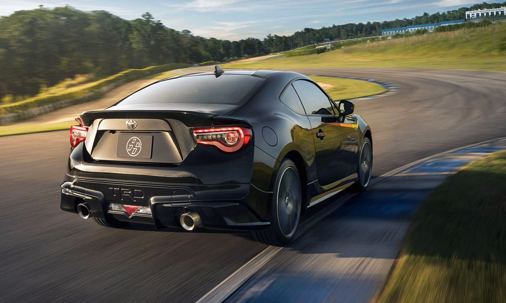 The Toyota 86 TRD Special Edition has been unveiled for North America.