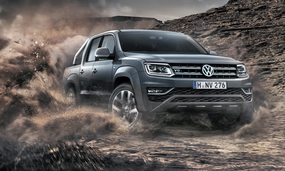 Who Buys Used Cars >> VW exec says Amarok V6's power war with X-Class is over - CAR magazine