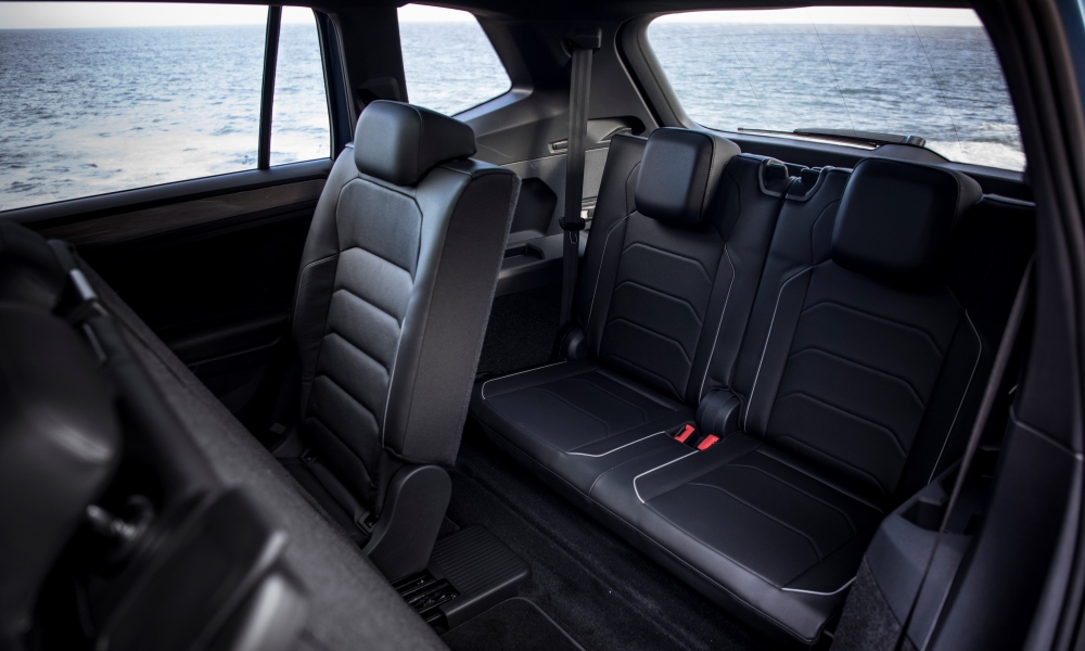 The interior layout can be configured for a variety of transport needs.