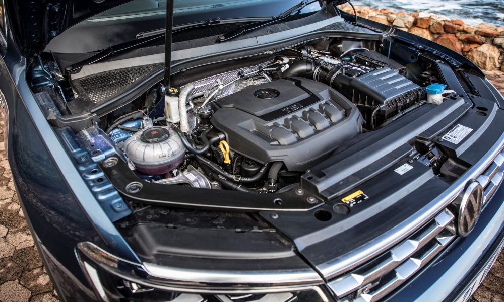 Turbopetrol delivers better-than-expected fuel economy when driven with restraint.