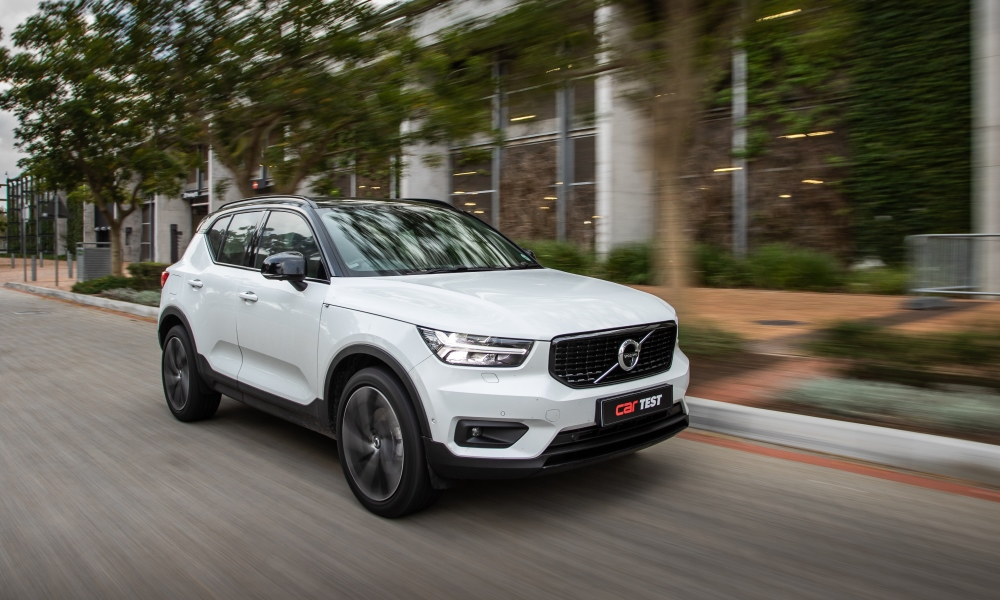 Volvo has cleverly imbued the often curvaceous crossover-design idiom with a dose of squared-off solidity.