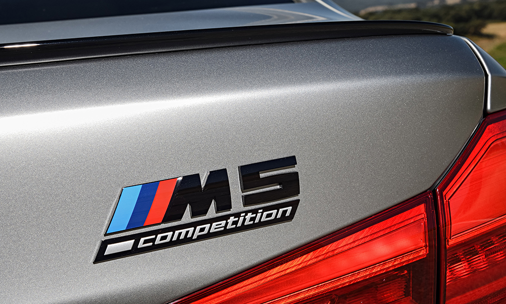 This badge now signifies standalone models rather that option packs on standard M variants.