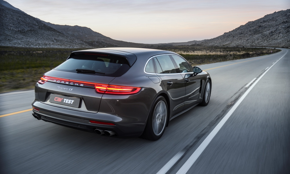 Porsche tweaks the Panamera to offer an interesting alternative to its Cayenne SUV.