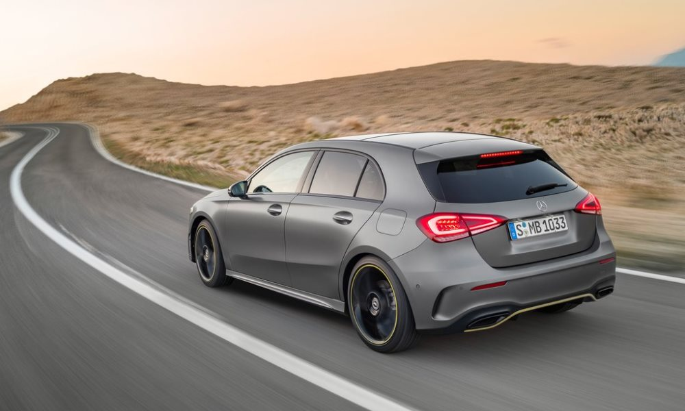 With a little more punch, the A250 is now a more responsive hot hatch.