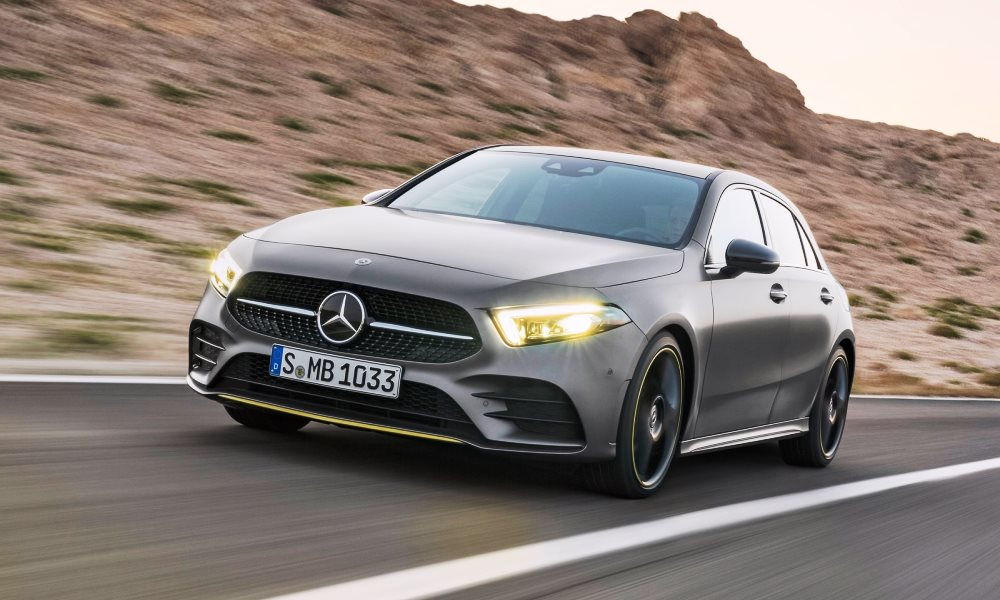 The Mercedes-Benz A250 Sport is back, spoiling for a fight.