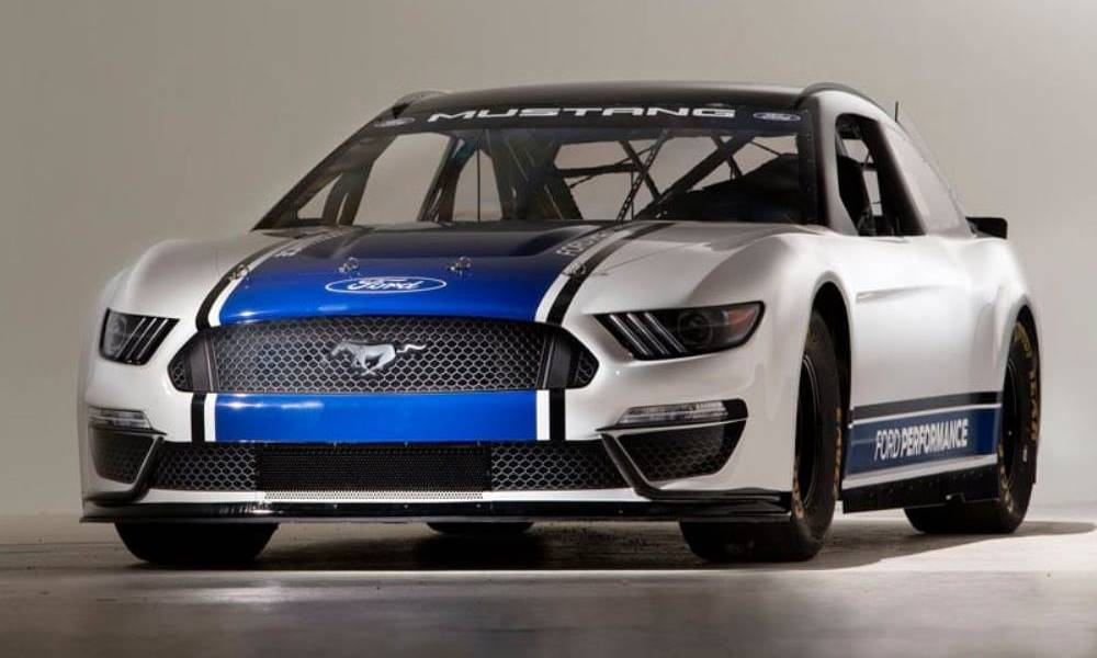 Meet the Mustang that is set to take part in the top-level NASCAR series in 2019.