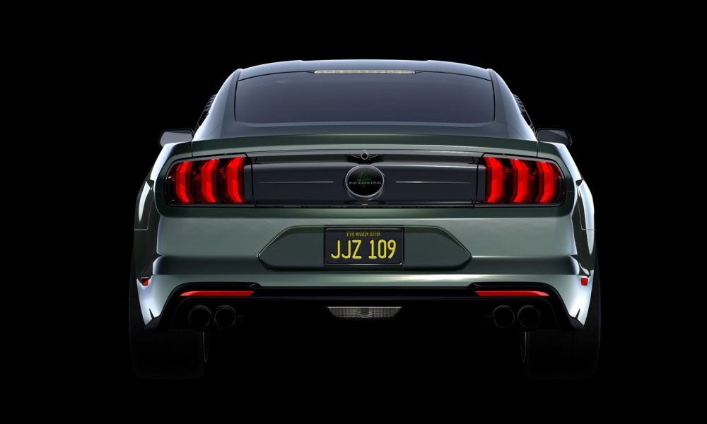 Steeda has put together a performance package for the Ford Mustang Bullitt.