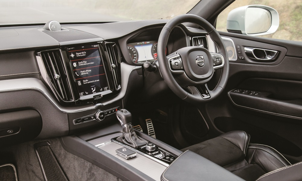 Sensus infotainment system remains a cabin keystone.