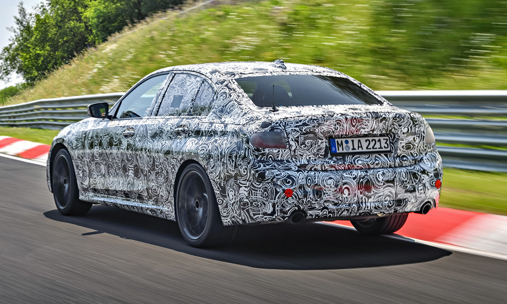 It will be offered with the most powerful four-cylinder ever from the brand.