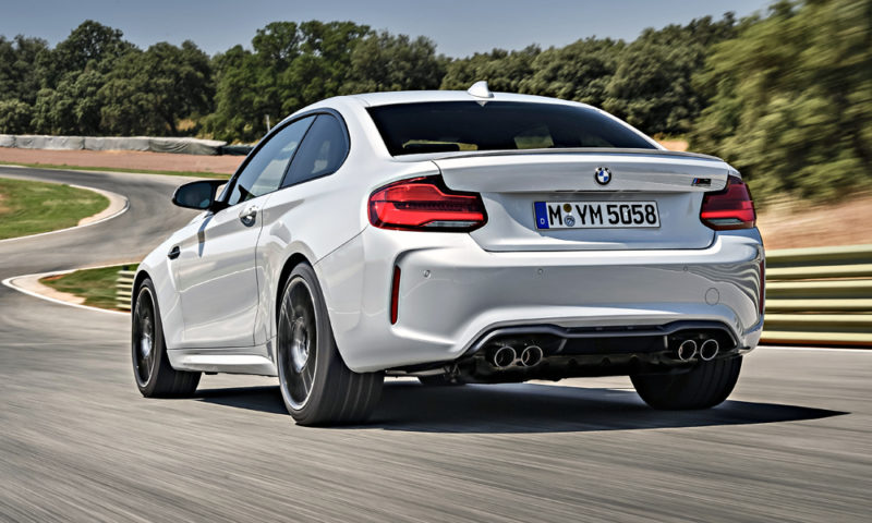 Here S Why Bmw Ditched The M2 For A Competition Model Car Magazine