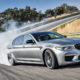 The head of BMW M says the M5 Competition has no direct rival.