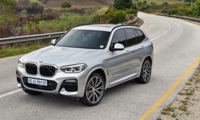 BMW to donate X3s to NGOs and universities