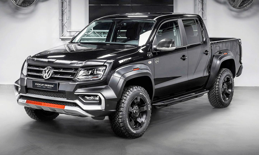Carlex Design has revealed its latest take on the Volkswagen Amarok.